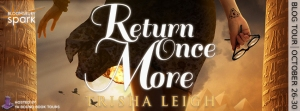 Return Once More Banner Tour