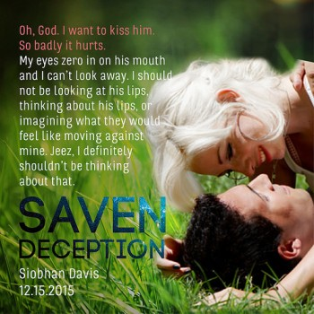 Teaser Saven Deception - Couple Teaser 1